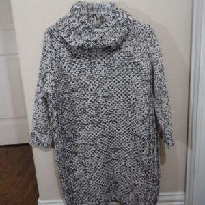 NWT Banana Republic 3/4 Sleeve Sweater Dress XS
